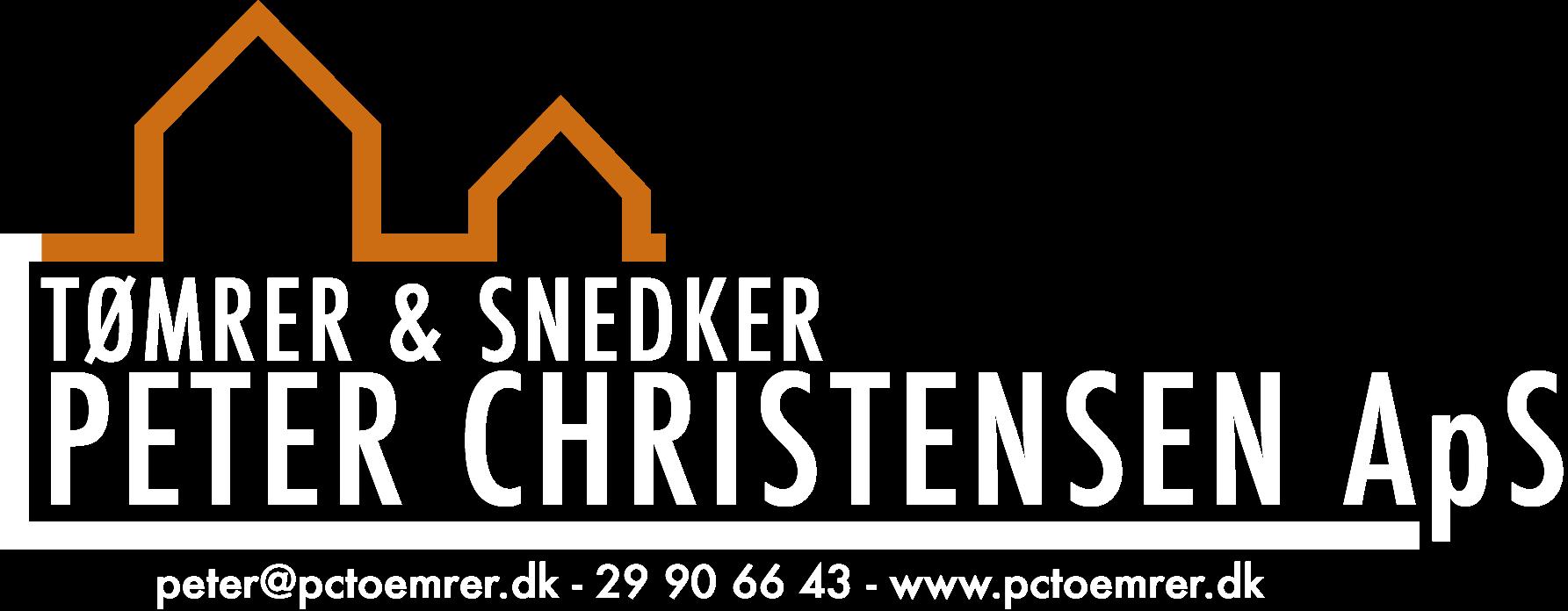 Tømrer og Snedker – Peter Christensen Aps